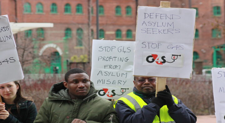 """Rats in the """"asylum market"""": Time to cancel the COMPASS contract"""