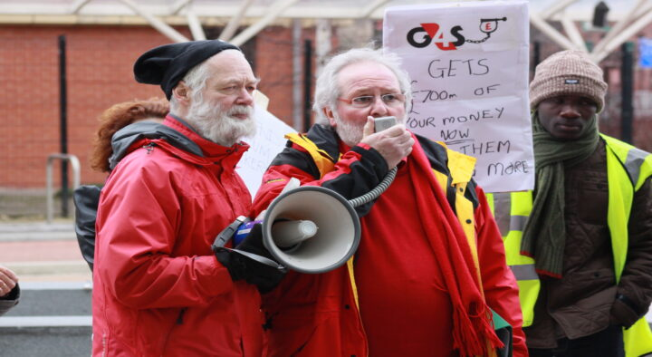 """Mobilising Outrage: our campaign against G4S"""