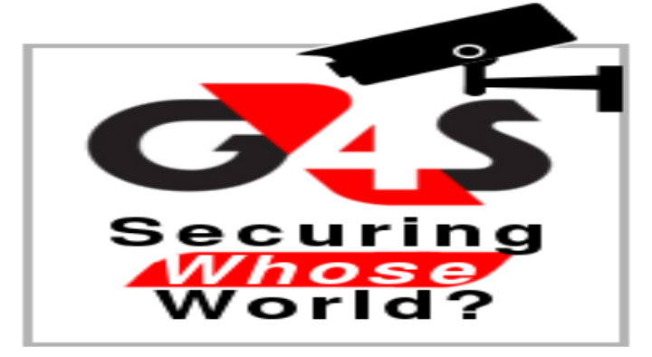 """G4S in the """"Asylum Market"""""""