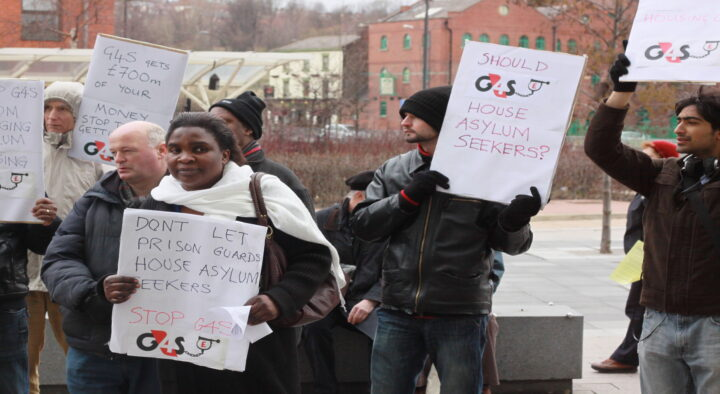 G4S Asylum Housing: Lowering Standards, Demolishing Accountability
