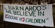 November 8th National Day of Action – Stop Barnardo's Detaining Children