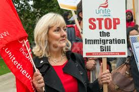 immigration bill demo unite