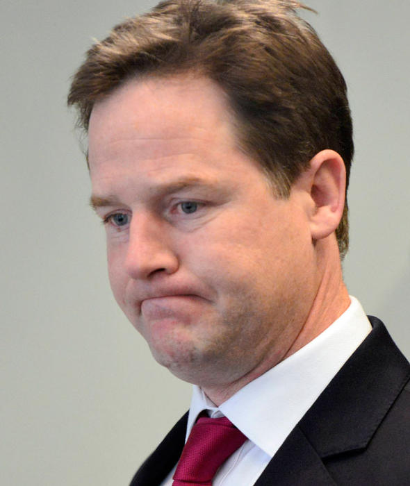 Nick Clegg and the Immigration Bill