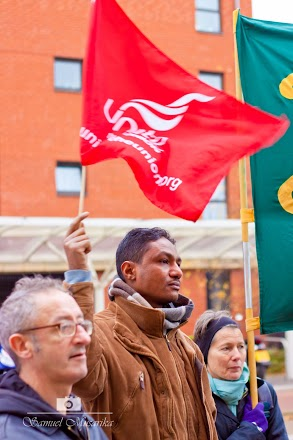 UNITE union opposes the Immigration Bill