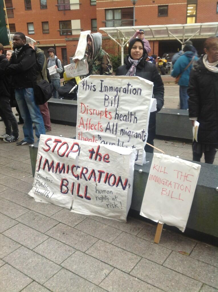 Immigration Bill Update: sign the petition against it now