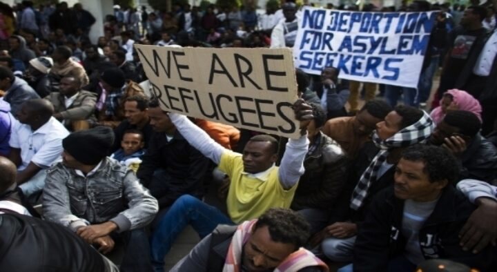 """Migrants speak out at SYMAAG AGM: """"It's great to be listened to"""""""