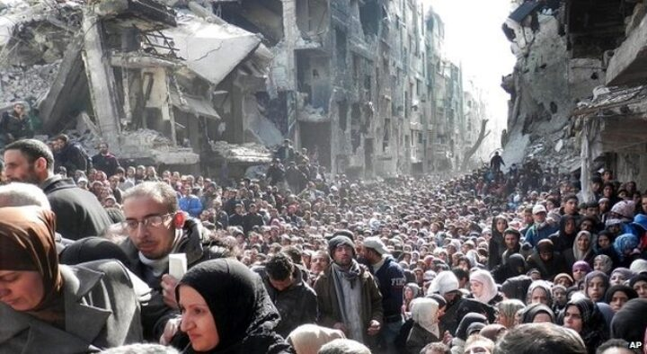Public Meeting: Syria, War and Refugees 14th August