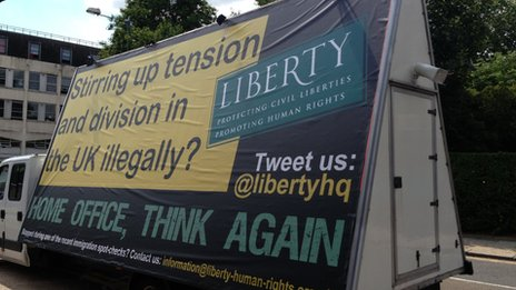 liberty go home van