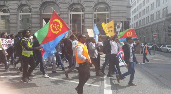 Walking in Pursuit of Justice: Eritrean refugees challenge Home Office lies