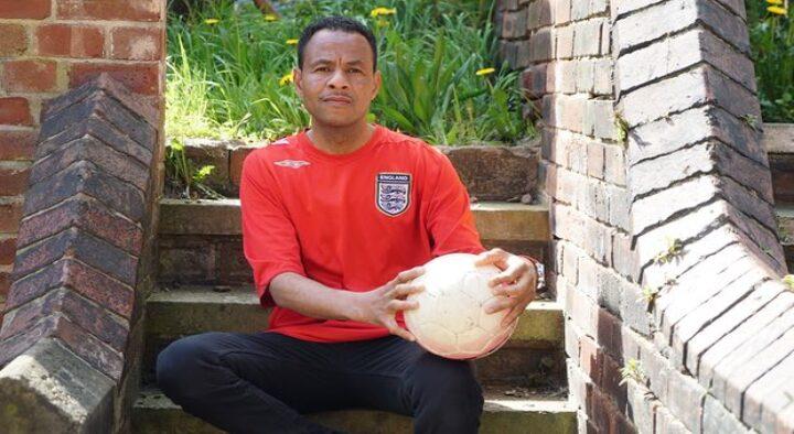 Jaber Abdullah: how I set up a refugee football team in Barnsley