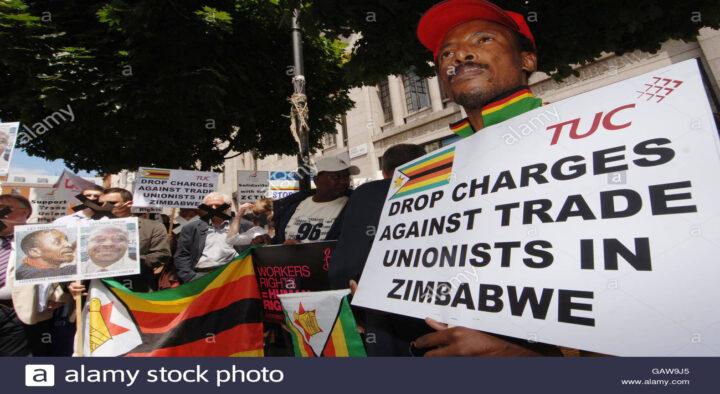 Zimbabwe still not safe – Sheffield Protest Against Deportations July 25