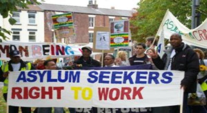 Lift The Ban on Asylum Seekers Right to Work