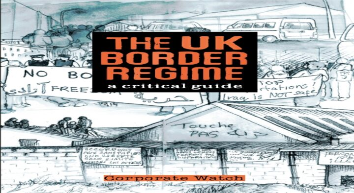"Discuss ""The UK Border Regime: a critical guide"" Sheffield November 6"