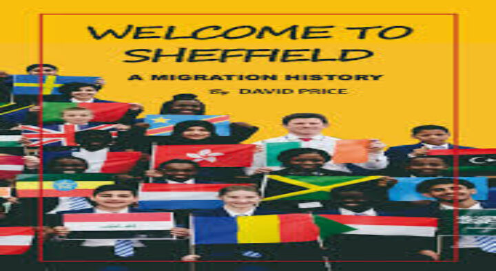 """Welcome to Sheffield"" book discussion November 26"