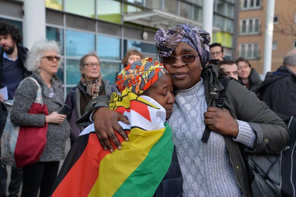 Resistance to Zimbabwe deportation plan grows