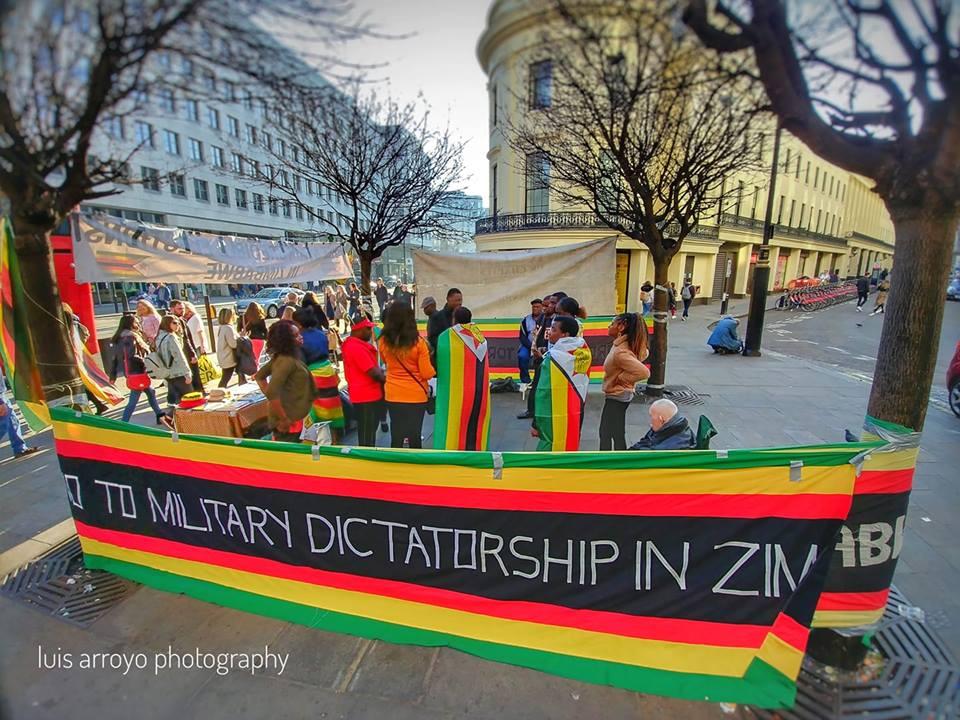 No Deportations to Zimbabwe